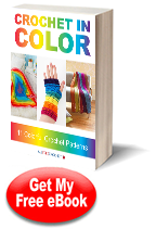 Crochet in Color: 11 Colorful Crochet Patterns eBook