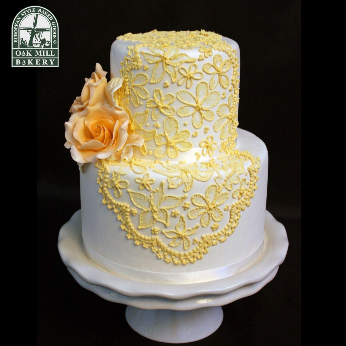 18 Wedding Cake Designs to Steal | AllFreeDIYWeddings.com