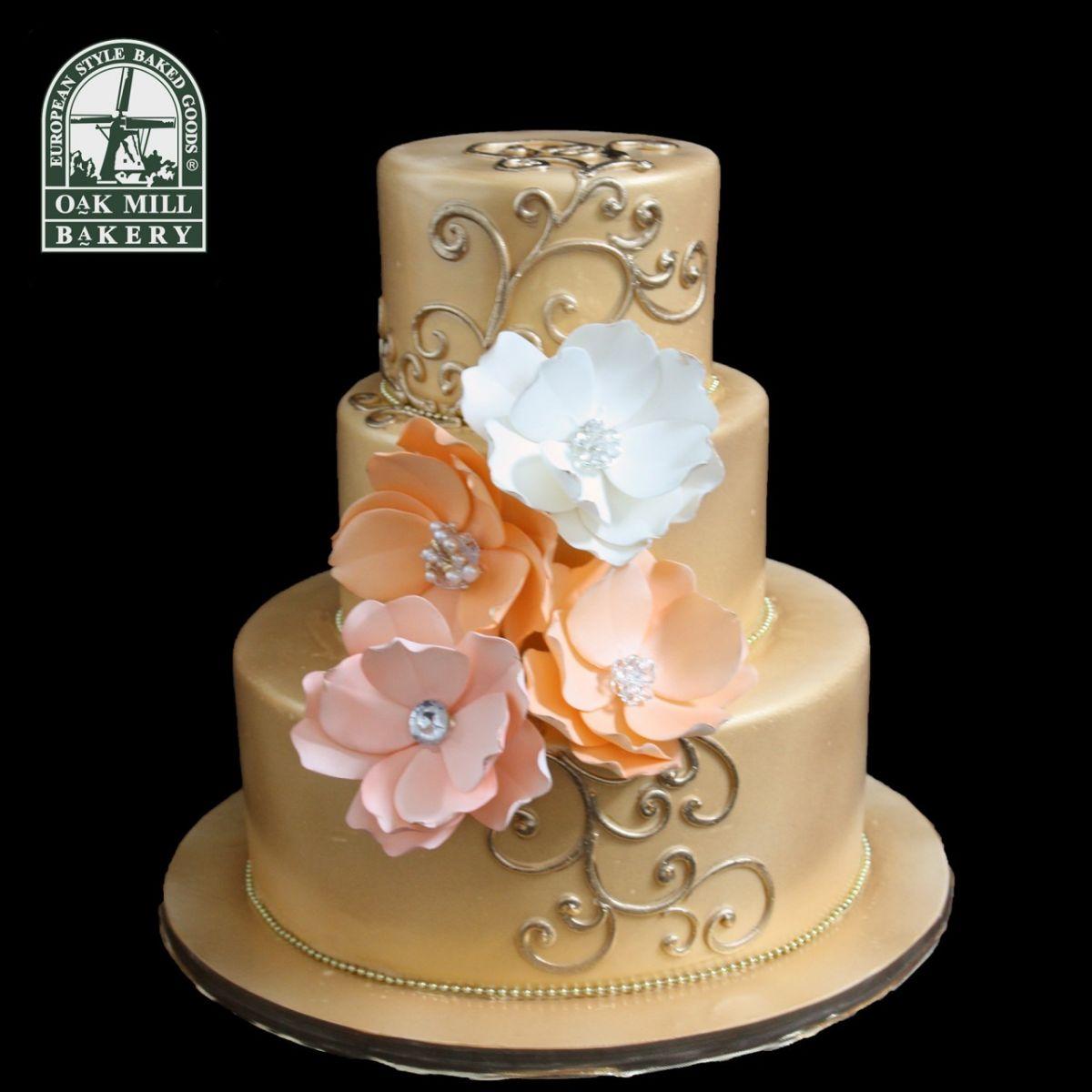 18 Wedding Cake Designs To Steal Allfreediyweddings Com