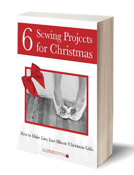 6 Sewing Projects for Christmas: How to Make Easy Last Minute Christmas Gifts
