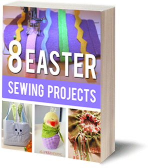 Easter Sewing eBook