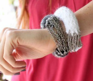Anthropologie Purl One Bracelet