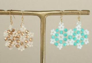Make Ornaments for Your Ears 50 DIY Christmas Earrings