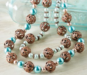 Learn to Bead & Make Jewelry 201 from Annie's