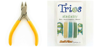 Soft Flex Wire Trio and Universal Magical Crimper
