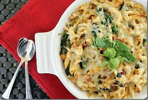 Broccoli Rabe and Sun-dried Tomato Pasta Bake Read more at http://www.allfreecasserolerecipes.com/Special-Diet-Casseroles/Broccoli-Rabe-and-Sun-dried-Tomato-Pasta-Bake/ct/1#AdKVZKtcQWLQ8Msi.99