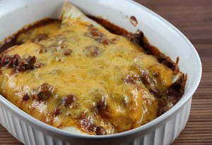 Easy Chili Dog Casserole