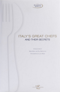 Italy's Great Chefs and Their Secrets Book Review