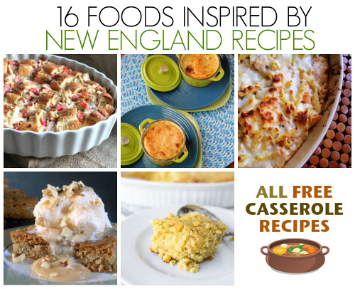 16 Foods Inspired by New England Recipes