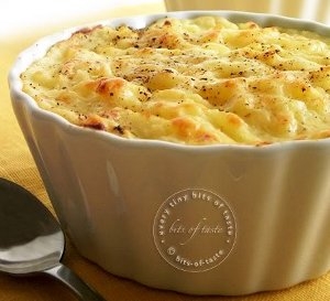 Tuna and Mushroom Potato Pot Pie