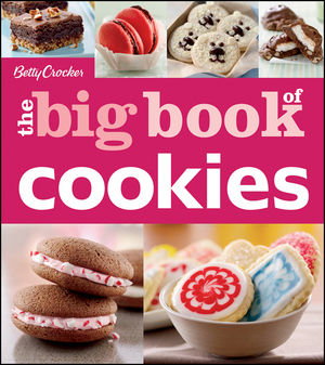 Betty Crocker The Big Book of Cookies Cookbook