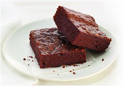 Black Cherry Brownies