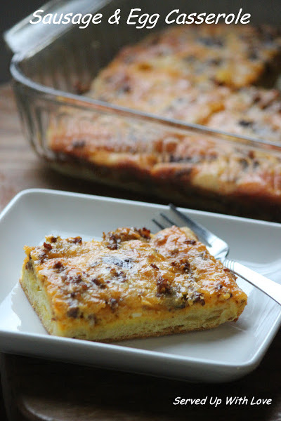 Sausage and Egg Casserole Recipes