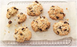 Chocolate Chunk Oatmeal Raisin Cookies