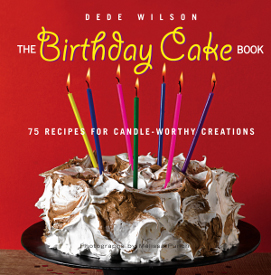 The Birthday Cake Book Cookbook Review