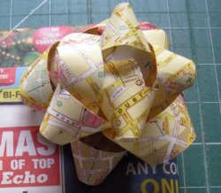 Chic Paper Bows