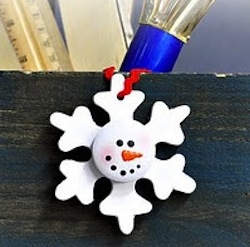 Winter Wonderland: How to Make 8 Snowflakes, Snow Crafts, and Snow Projects