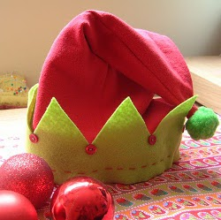 Easy Peasy Elf Hat
