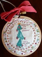 Mini Monet Ornament