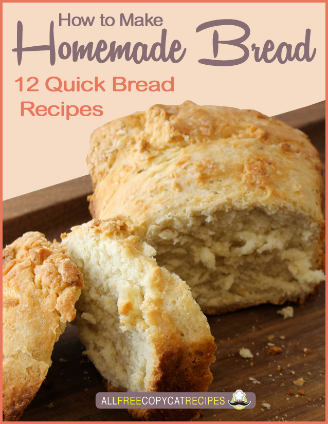 How to Make Homemade Bread eBook