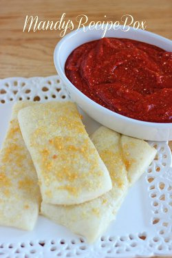 Copycat Little Caesars Breadsticks