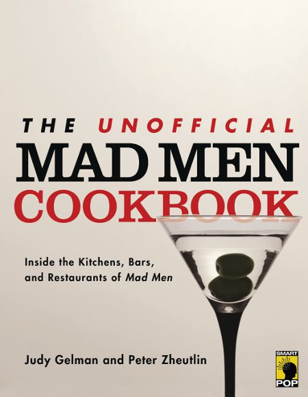 The Unofficial Mad Men Cookbook Review