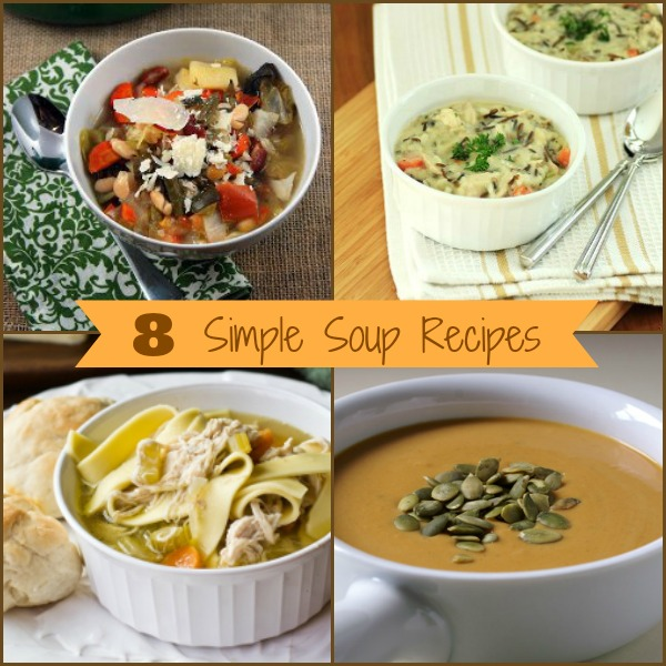 Winter Soup Recipes: 8 Copycat Simple Soup Recipes