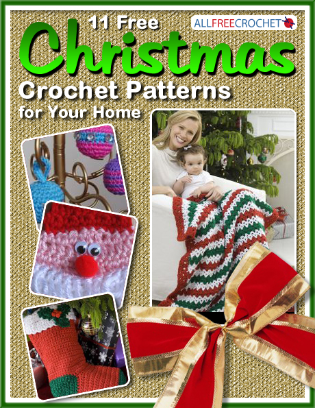 Christmas Decoration Ideas & Christmas Crochet Patterns ...