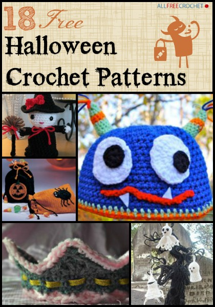 18 Free Halloween Crochet Patterns Allfreecrochet