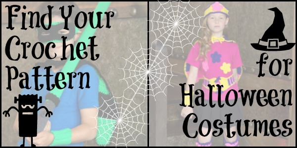 Find Your Crochet Pattern For Halloween Costumes Allfreecrochet