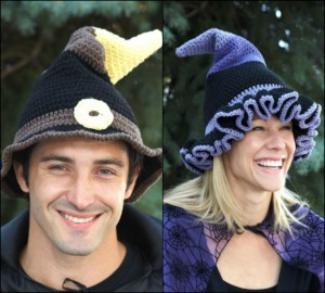 Witch and Wizard Hats