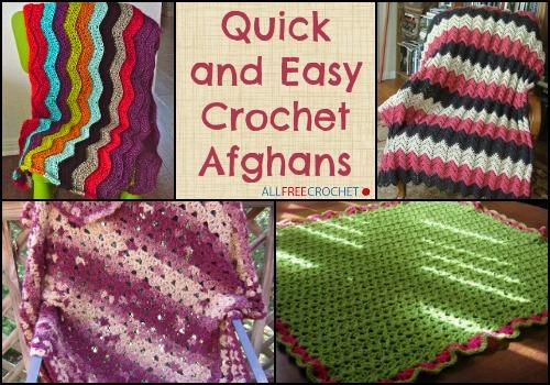 Fast Crochet Blanket Pattern Avarii Home Design Best Ideas