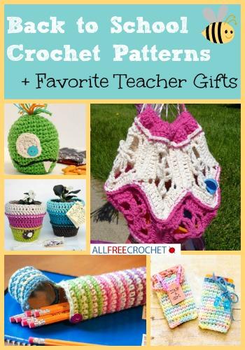 Crochet Gifts For Teachers Gift Ideas