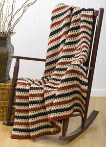 Easy Afghan For Him Favecraftscom