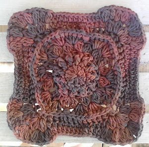 Autumn Nature Dishcloth