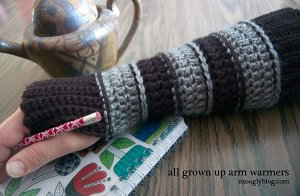 Grown Up Arm Warmer