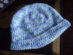 Half Double Crochet Baby Hat Allfreecrochet Com