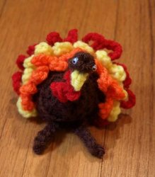 Crochet Turkey
