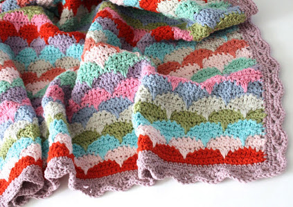 The 100 Best Crochet Afghans Ever Crochet Baby Blankets Ripple