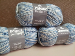 Patons Denimy Yarn0