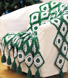 Old Fashioned Evergreen Crochet Pattern