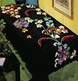 Free Crochet Patterns Japanese Style : Adventurous Crochet: 20 Crochet Blanket Patterns Inspired ...