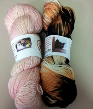 Meow Collection Yarn