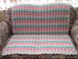 Baby Blanket Crochet 8 Ply