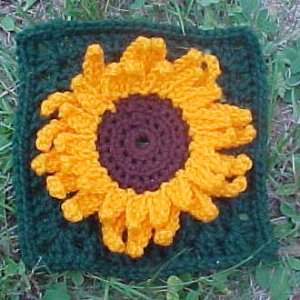 Julie's Sunflower Square