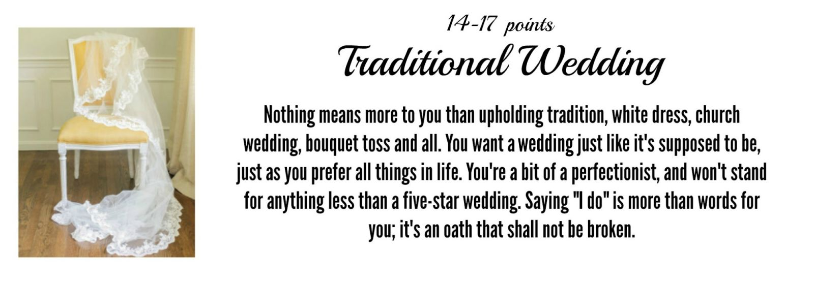Traditional Wedding Ideas