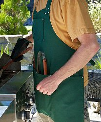 BBQ Apron for Him