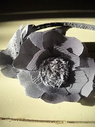 Boutique Flower Headband