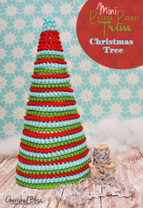 Mini Pom Pom Table Top Christmas Tree Read more at http://www.allfreeholidaycrafts.com/DIY-Christmas-Decorations/Mini-Pom-Pom-Table-Top-Christmas-Tree#Z2zMLM8FDqqGS2pF.99