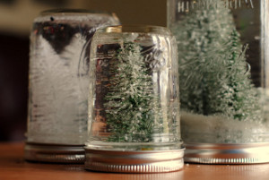 Oh Christmas Tree Mason Jars